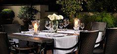 Café Romano @ Hotel d'Inghilterra #romantic #rome #italy #candlelight #romance #love #honeymoon