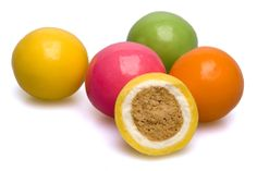 Ice Cream Sundae Malted Milk Balls