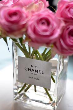 Chanel Vase DIY (1)