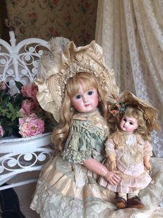 "Tiny 12"" antique Steiner Doll. Dearest Little poppet French Bebe. Wonderful"