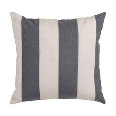 Surya JS0 Thick Stripe Pillow