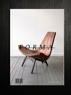 Forma Magazine by Isaac Appiah