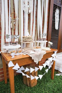 There's nothing like a fun Tribal Themed 1st Birthday Party to really celebrate that special little guy in your life. This adorable baby boy's first birthday party theme is sure to be a hit with your guests. Check out these fun DIY decoration ideas and smash cake inspiration. His first birthday bash is sure to be extra special!