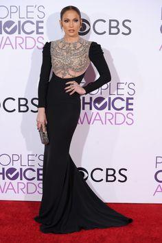 Jennifer Lopez, de Reem Acra