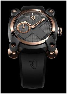 Make a bold statement with a good bold watch!