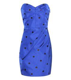 SAINT LAURENT Embellished Silk Mini Dress. #saintlaurent #cloth #dresses