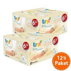 Uni Baby Yenidoğan 40'lı Islak Temizleme Mendili *** 12 LI FIRSAT PAKET sadece 44.90 TL!! >> http://www.happy.com.tr/Uni_Baby_Yenidogan_12li_Ekonomik_Paket