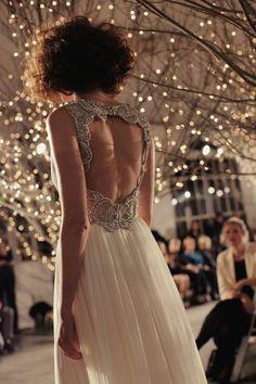 Jenny Packham Bridal Fall 2014.