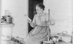 Buttered Up: 12 Vintage Pictures of Churning Butter - Modern Farmer