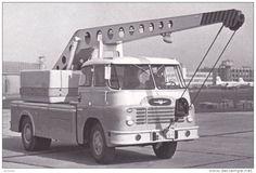 Csepel D705 Crane truck at Ferihegy Airport, Budapest , Hungary60-80s - Delcampe.com