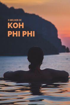 Principais dicas sobre Koh Phi Phi, uma das ilhas mais lindas da Tailândia. (Veja onde comer, o que fazer, onde ficar, como ir e muito mais)