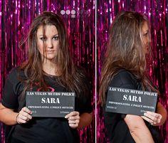 Bachelorette Party Photo Booth | Las Vegas Bachelorette Party @ MGM « by Rapture Photography Studio | Las Vegas Event Photographer