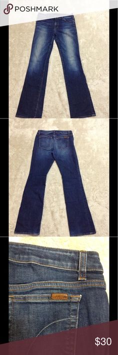 Joes Jeans curvy boot cut Joes Jeans curvy boot cut jeans good condition stretchy denim size 31 Joe's Jeans Jeans Bootcut