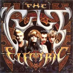 The Cult Electric – Knick Knack Records