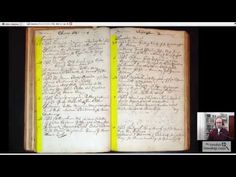 Reading Swedish Birth and Christening Records 1717 - YouTube