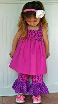 FLEUR Dresss Top PDF Boutique Pattern Juvie by spiceberrycottage, $12.00