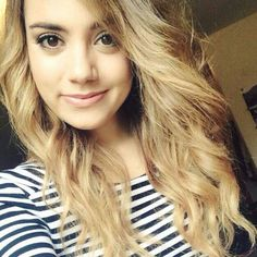TessChristine123. Best youtuber for hair & makeup tutorials