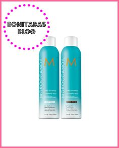 Why I love this new Moroccanoil's launch: Dry Shampoo