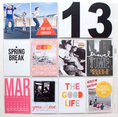 project life | week 13 by emilymerritt at @Studio_Calico