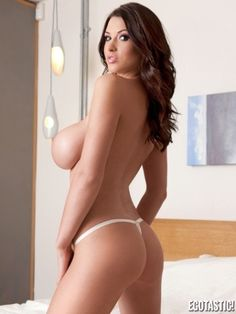 big breasted nude models Big breasted curvy babe Sara Willis in tempting lingerie shows  off her hot body in front of the mirror and then again on the.