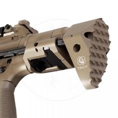 PDW Stock Kit -FDE | Troy Industries- Honey Badger Stock with out the hassles of importing from canada- Made in the USA