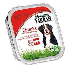 Aus der Kategorie Nassfutter  gibt es, zum Preis von EUR 5,53  Verarbeitung: Bröckchen Huhn Rind sind saftige Klößchen aus herzhaftem Rindfleisch in einer leckeren Sauce. Da die Fleischklößchen langsam in der Sauce gegart werden, bleibt der natürliche Geruch und Geschmack am besten erhalten. Sie können sicher sein, dass Ihren Vierbeiner eine herrliche und zu 100% gesunde Mahlzeit erhält. 100% Bio, Fleischanteil von 47%, ohne künstliche Zusätze, glutenfrei und zuckerfrei In den…