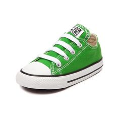 39b0521c2a78 Classic Converse Lo Top Chucks for the younger courtsters. The smaller  styles still feature the famous durable canvas upper and rubber sole like  only ...