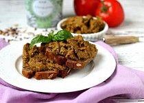 Pomazánka ze sušených rajčat Meatloaf, Salmon Burgers, Banana Bread, Salsa, Dips, Beef, Vegan, Cooking, Ethnic Recipes