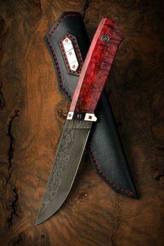 Свободным человека может сделать только нож.