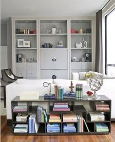 49 simple but smart living room storage ideas | living and family