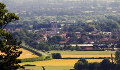 Pocklington from Givendale (re worked) | by Barry Potter