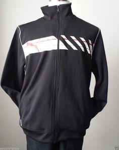 53ab3eedb263 PUMA men size M full zip jacket tracksuit jacket black  Deal  Puma  Fashion