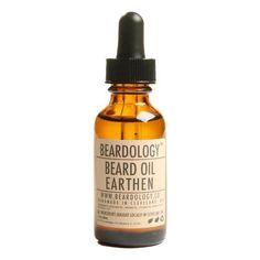 Beardology Beard Oil Earthen 1oz #Beardology