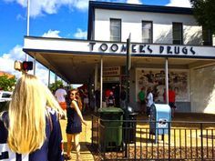 Toomer's Drugs - one of the many famous Traditions of Auburn Football - read all about what makes Auburn Amazing! War Eagle