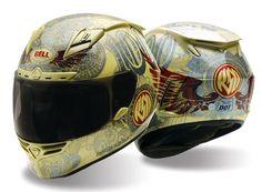 BELL motorcycle helmets