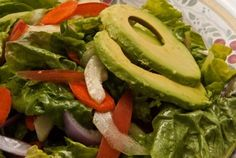Everyday Green Salad : Pati's Mexican Table