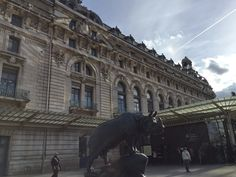 TravelingKATE.com: Musee d'Orsay