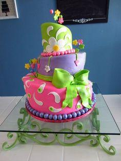 colorful birthday cakes - Google-haku