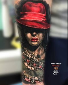 Dmitry Strelets @dmitrystrelets Warsaw #tattwho #tattoo #tattoos #tattooartist #tattooartists #tattooist #tattooer #artist #tattoolife #instaart #instatattoo #tattoodesign #tattooed #ink #inked #tattooaddict #tattooart #art #photooftheday #instagood #instastyle #instabeauty #bodyart #tattooidea #tattoooftheday #warsaw #realism #colorrealism #roulette