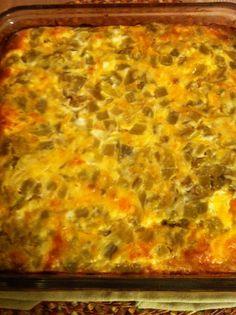 Lo-Carb Chili Rellenos Casserole