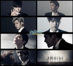 [CAPS] INFINITE #LastRomeo Music Video Teaser - INFINITE Comeback this 21st of May! Are you ready Inspirit? pic.twitter.com/o01GtfuTOm