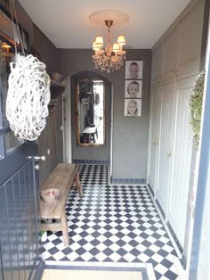 dutch hallway | hollandse hal