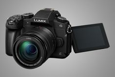Panasonic unveils mirrorless G85, two advanced compacts at Photokina