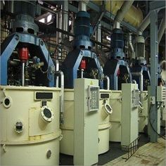 Buckau Wolf Germany Double Continues Sugar Centrifuges Second Hand / Used plant Cast Steel, Forged Steel, Plastic Moulding, Operating Cost, Machine Tools, High Speed, Industrial, Germany, Sugar