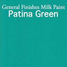 General Finishes Milk Paint in Patina Green. Milk paint has many uses from providing a contemporary look to giving that old fashioned feel to your furniture. Available at Rockler & Woodcraft stores, Amazon.com, or find a retailer near you, http://generalfinishes.com/where-buy#.UxjYDmeYatV Limited selections at www.leevalley.com in Canada. Share your projects with the tag #GeneralFinishes or at generalfinishes.c...