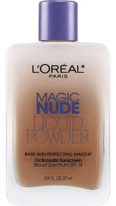 Loreal Paris Magic Nude Liquid Powder Foundation (Soft Sable-332)