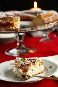 Paris Brest, Homemade Sweets, Eclairs, Romanian Food, Desert Recipes, Cakes And More, Pudding, Pie, Desserts
