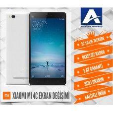Xiaomi Mi 4C LCD Ekran Değişim