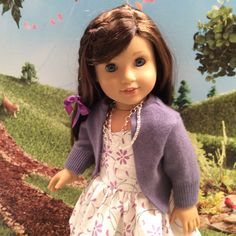 A personal favorite from my Etsy shop https://www.etsy.com/listing/273852450/american-girl-doll-clothes-sold-spring
