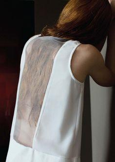 Rosa Claros para Dew Magazine #13 por Neda Rajabi ph.